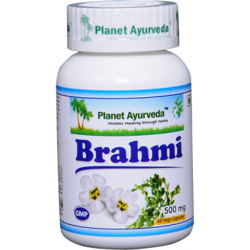 Brahmi Kapsule (Bacopa monnieri)