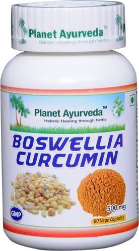 Boswellia Kurkumin Planet Ayurveda